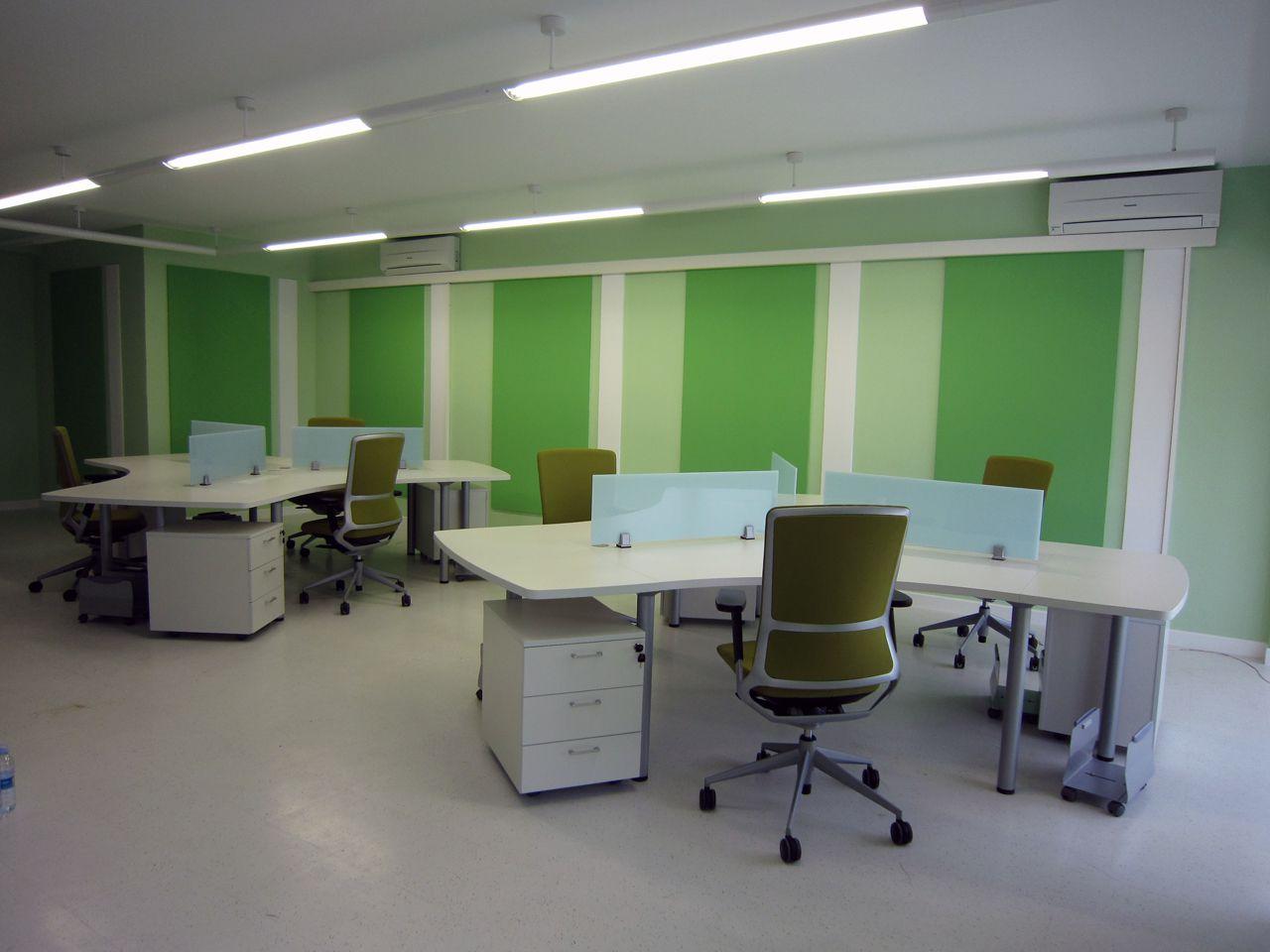 Case oficina total for Oficina de empleo arguelles